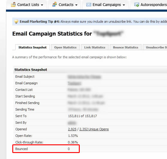 Email Marketing (mashtrim)