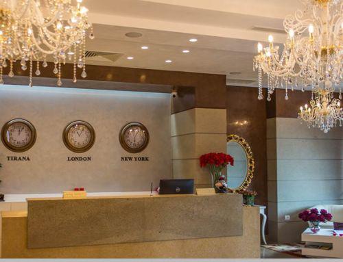 Hotel Opera – Hoteli në qendër të qytetit