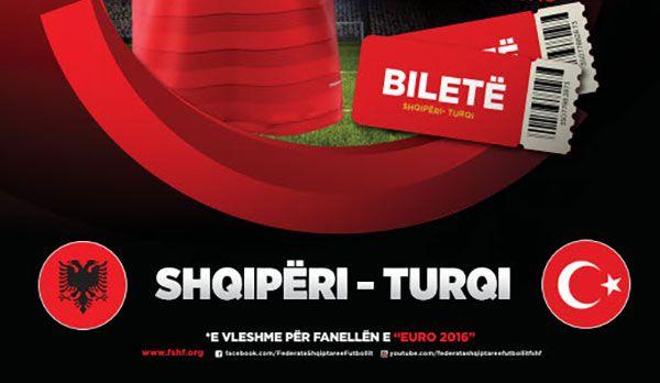 Federata Shqiptare e Futbollit: Shqipëri – Turqi, eja në stadium