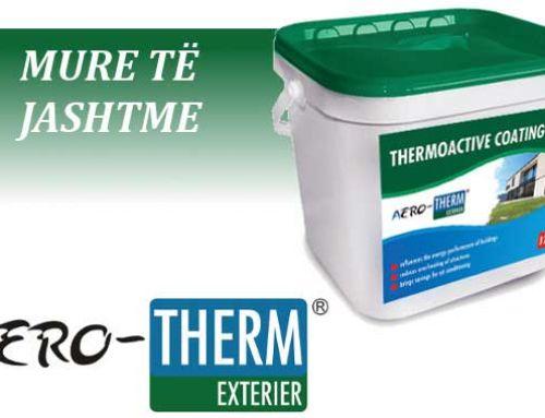 Aerotherm – Termoizoluesi me vetëm 1-2 mm shtresë