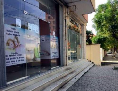 Raiffeisen Bank – Prona në shitje
