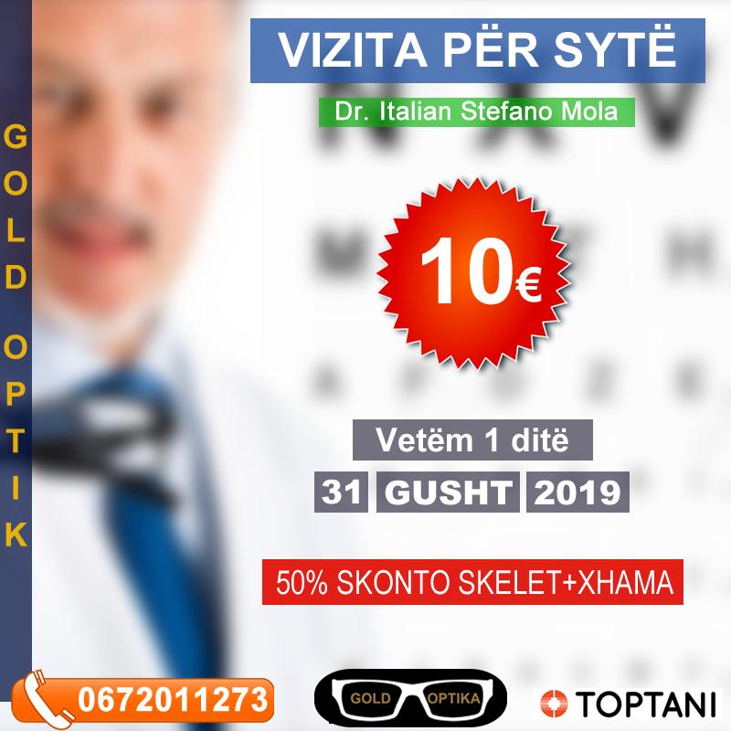 Gold Optik - oferta