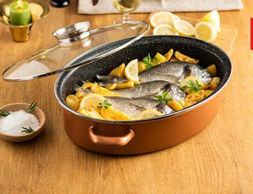 Delimano – Tava Vezake me 38% Ulje per te gjitha gatimet