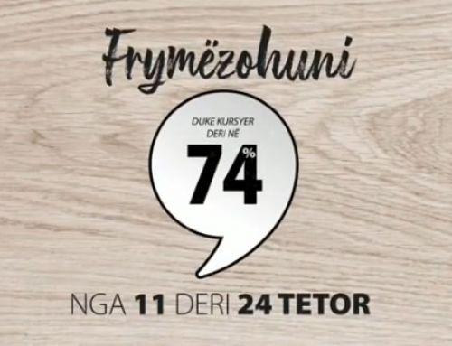 JYSK Albania – Frymezohuni duke kursyer deri ne 74% ne JYSK