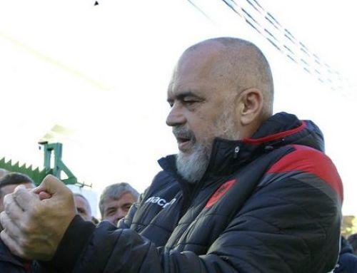 """City News Albania (cna.al)  – """"S'kemi detyruar askënd të japë lekë nga rroga""""/ Si mashtroi Rama, zbulohet urdhëri për policinë"""