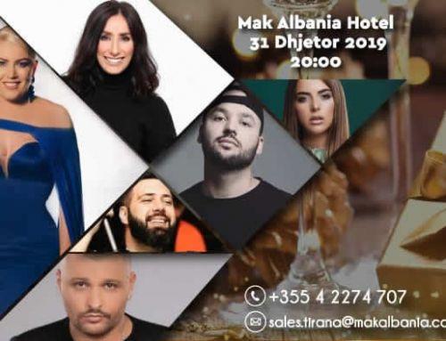 Mak Albania Hotel – Rezervoni darkën Gala të Vitit të Ri
