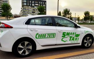 smart taxi