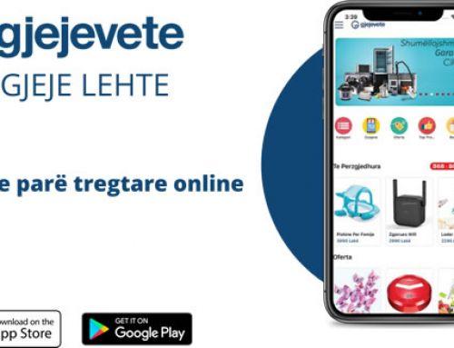 GJEJEVETE.AL – Qendra e parë tregtare online