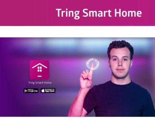 TRING – Bëhu smart, zgjidh Tring Smart Home